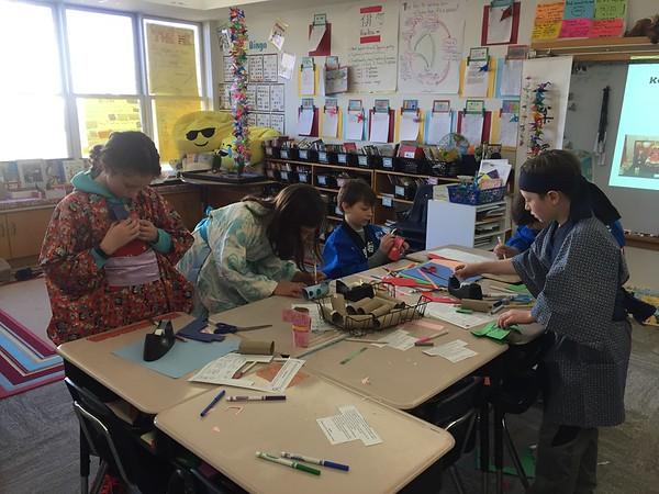 Japanese Children's Day - 4th