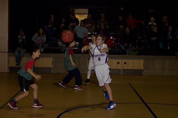 Moose Basketball