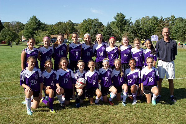 Upper School Soccer (boys & girls)