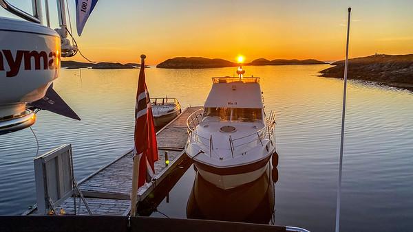 B/B Thea til Nord-Norge. Alle foto: Tommy Håvardstun