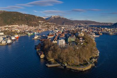Nordnes, Akvariet, Bergen