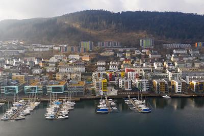 Damsgårdssundet, Solheimsviken, Laksevåg, Bergen