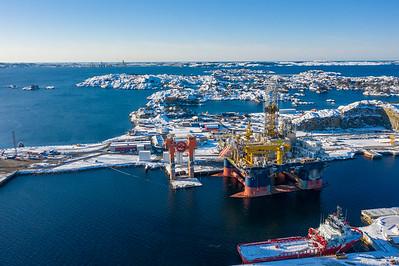 Semco Maritime AS, Hanøytangen