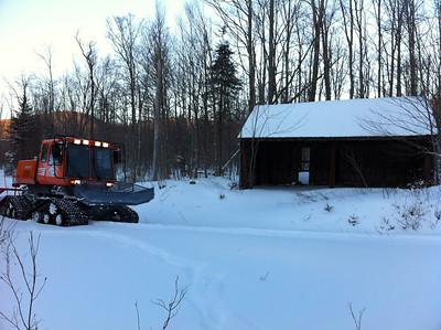 Horse Barn on 407