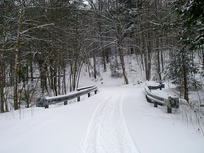 The bridge on the Notch Road.