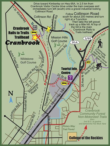 Cranbrook Details