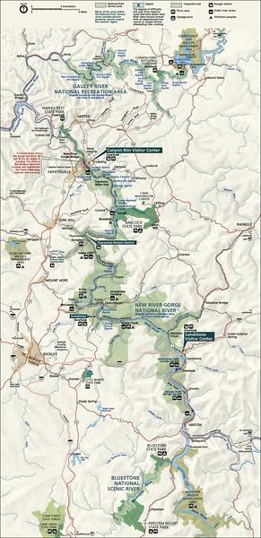 Bluestone National Scenic River