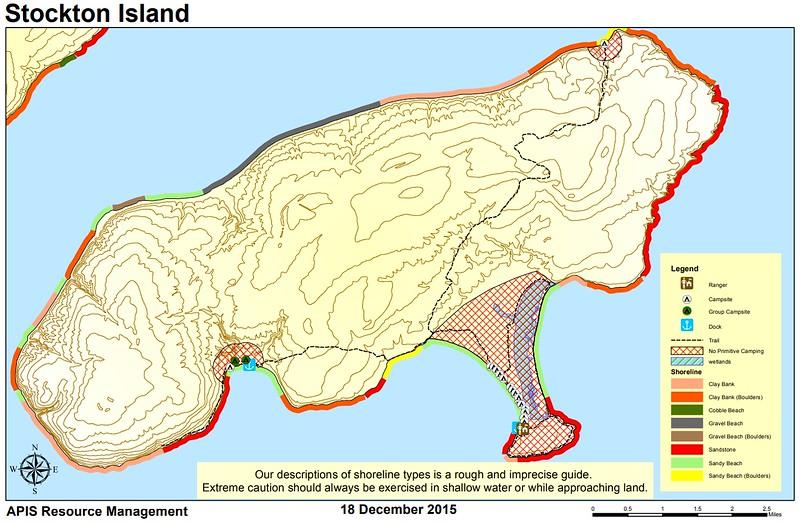 Apostle Islands National Lakeshore (Stockton Island)