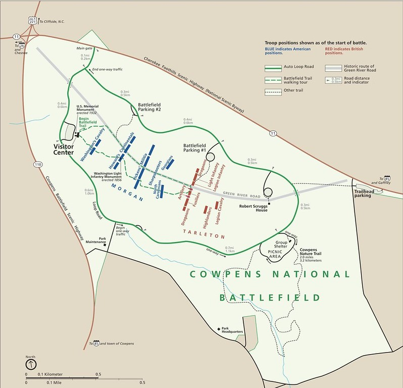 Cowpens National Battlefield