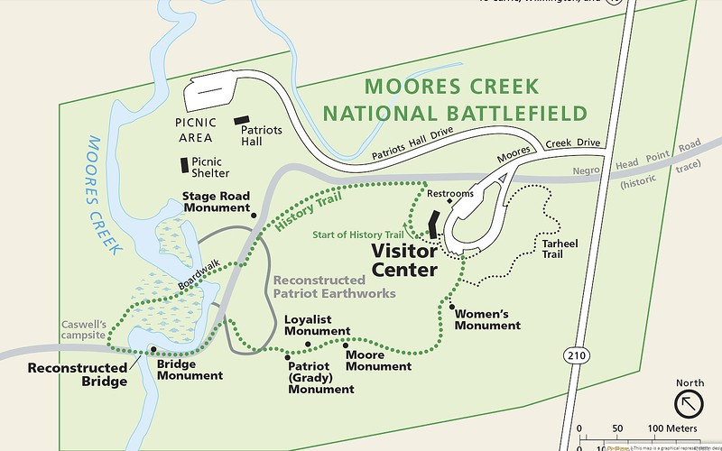 Moore's Creek National Battlefield