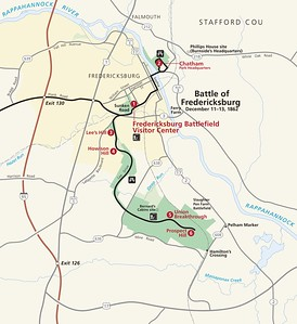 Fredericksburg & Spotsylvania National Military Park - Fredericksville Unit