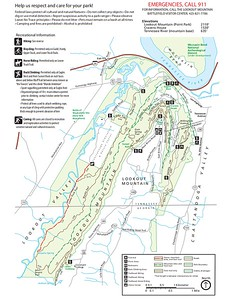Chickamauga & Chattanooga National Military Park (Lookout Mountain Trails)