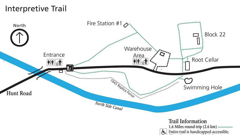 Minidoka Internment National Historic Site (Interpretive Trail)