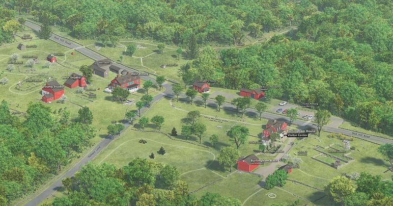 Weir Farm National Historic Park
