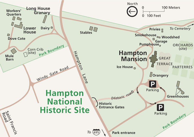 Hampton National Historic Site