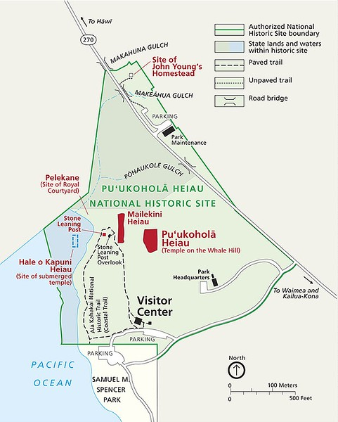 Pu'ukohola Heiau National Historic Site