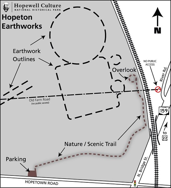 Hopewell Culture National Historical Park (Hopeton Earthworks)