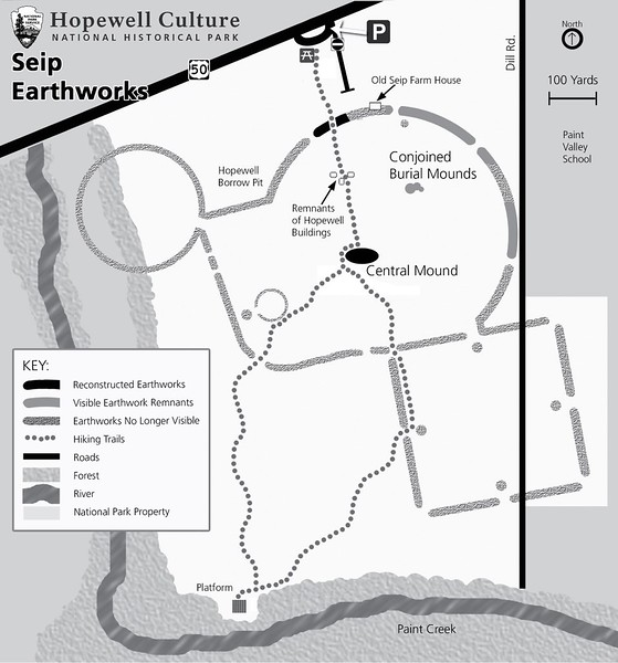 Hopewell Culture National Historical Park (Seip Earthworks)
