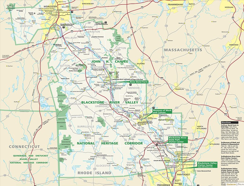 Blackstone River Valley National Historical Park