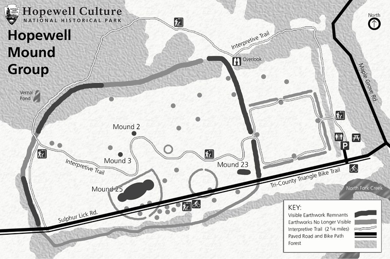 Hopewell Culture National Historical Park (Hopewell Mount Group)