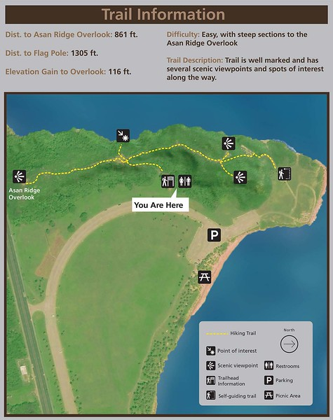 War in the Pacific National Historical Park (Asan Ridge Trail)
