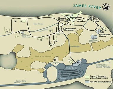 Colonial National Historical Park (Historic Jamestowne)