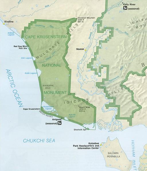 Cape Krusenstern National Monument