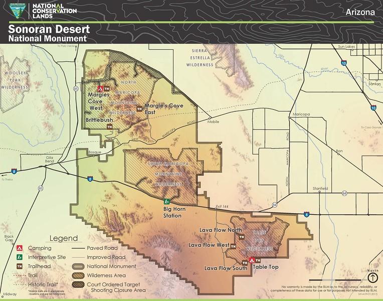Sonoran Desert National Monument