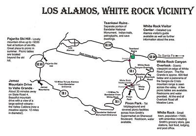 Bandelier National Monument (Los Alamos/White Rock Area)