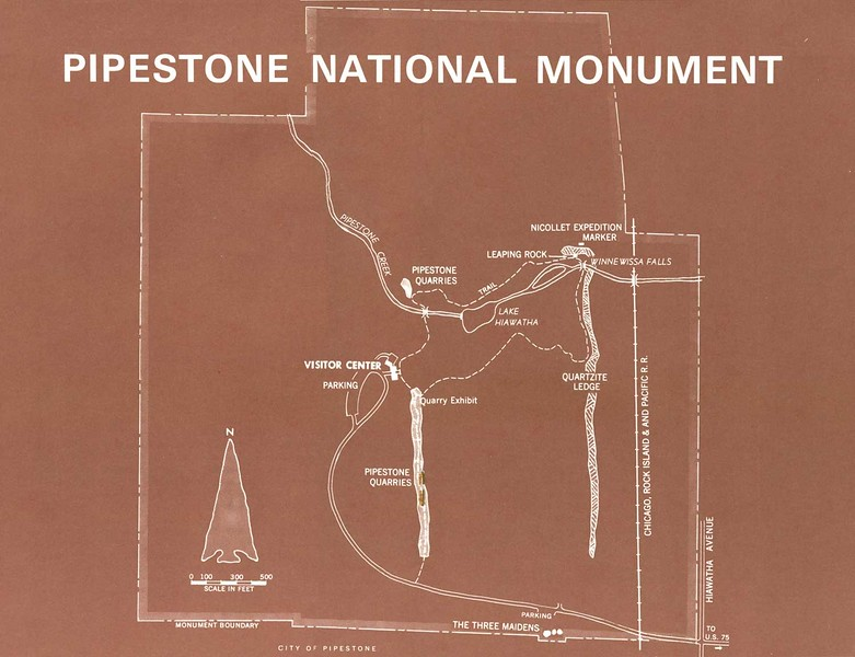 Pipestone National Monument