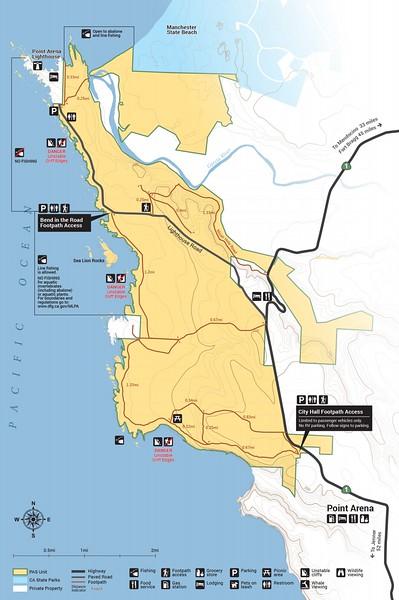 California Coastal National Monument (Point Arena-Stornetta Unit)