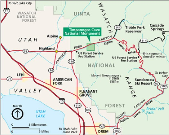National Monument Maps Dwhike - Us national monuments map