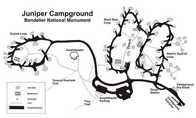 Bandelier National Monument (Juniper Campground)