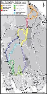 Acadia National Park (Cross-country Ski Trails)