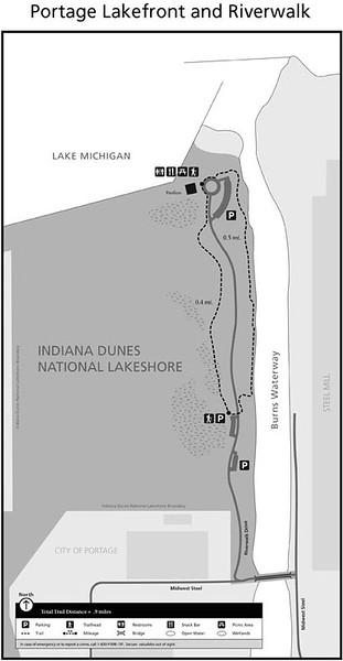 Indiana Dunes National Park (Portage Lakefront & Riverwalk)