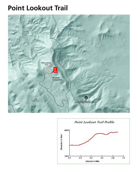 Mesa Verde National Park (Point Lookout Trail)