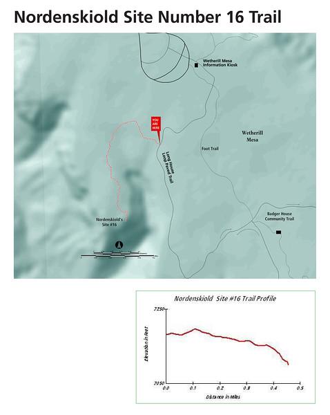 Mesa Verde National Park (Nordenskiold Site #16 Trail)