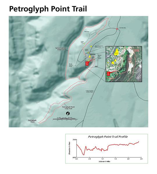Mesa Verde National Park (Petroglyph Point Trail)