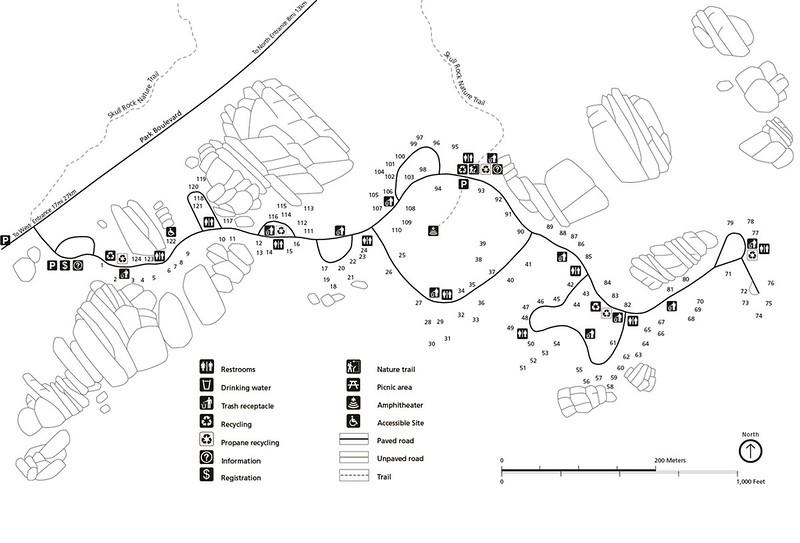 Joshua Tree National Park (Jumbo Rocks Campground)