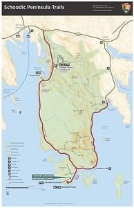 Acadia National Park (Shoodic Peninsula)