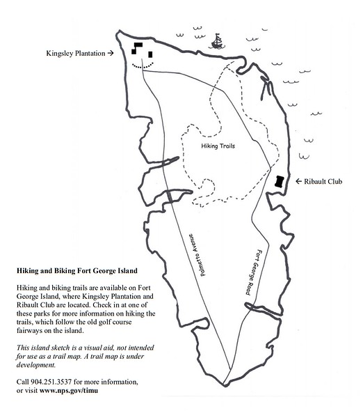 Timucuan Ecological and Historic Preserve (Fort George Island)