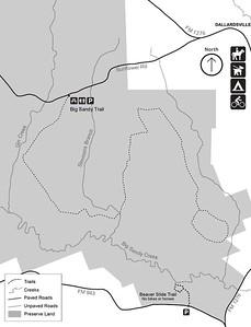 Big Thicket National Preserve (Big Sandy & Beaver Slide Trails)