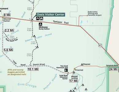 Big Cypress National Preserve (Loop Road Scenic Drive)