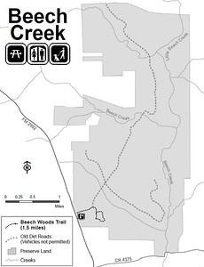 Big Thicket National Preserve (Beech Creek Area Trails)