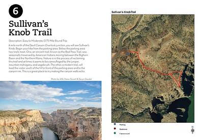 Bighorn Canyon National Recreation Area (Sullivan's Knob Trail)