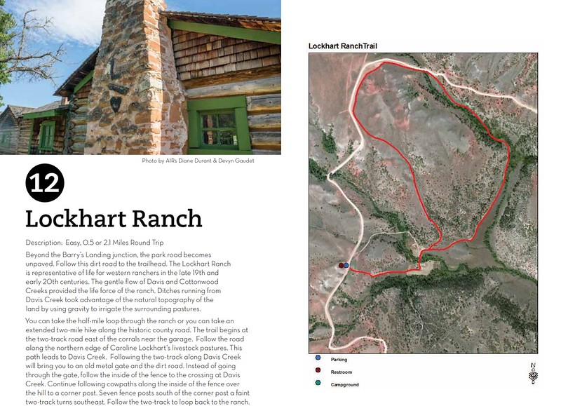 Bighorn Canyon National Recreation Area (Lockhart Ranch Trail)
