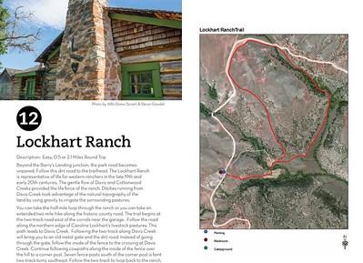 Bighorn Canyon National Recreation Area (Lockhart Ranch Trail)