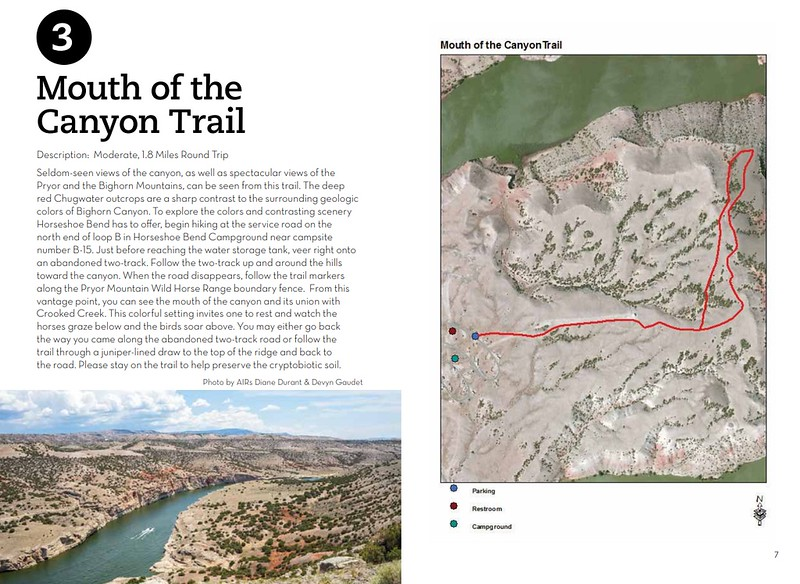 Bighorn Canyon National Recreation Area (Mouth of the Canyon Trail)