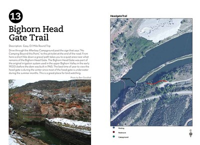 Bighorn Canyon National Recreation Area (Bighorn Head Gate Trail)