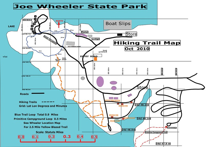 Joe Wheeler State Park (Trails)